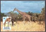 Sellos de Africa - Kenya -  WWF