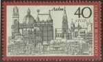 Stamps : Europe : Germany :  ALEMANIA - Catedral de Aquisgrán - Aachen