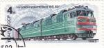 Stamps Russia -  locomotora