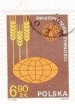 Stamps Poland -  F.A.O.