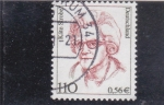Stamps Germany -  Kätte Strobel- politica