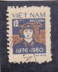 Stamps : Asia : Vietnam :  .