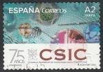 Stamps : Europe : Spain :  4931 - 75 Anivº CSIC