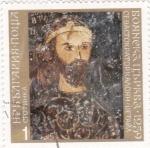 Stamps Bulgaria -  retrato