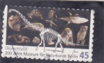 Stamps : Europe : Germany :  200 aniv.museo de la naturaleza de Berlín