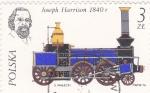 Sellos de Europa - Polonia -  Joseph Harrison 1840 r