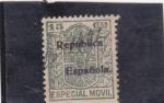 Sellos de Europa - España -  especial movil (23)
