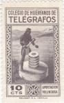 Sellos de Europa - España -  colegio de huerfanos de telegrafos (23)