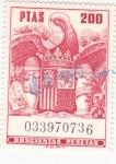 Stamps Spain -  poliza (23)