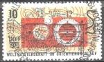 Sellos de Europa - Alemania -  Campeonato Mundial de Orientación 1970 (DDR).