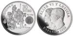 monedas del Mundo : Europa : España :  REY FELIPE VI 2015