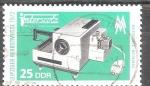 Sellos de Europa - Alemania -  Leipzig Feria de Otoño de 1972 (DDR).