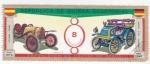 Stamps : Africa : Equatorial_Guinea :  coches de epoca