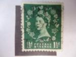 Sellos de Europa - Reino Unido -  Elizabeth II.