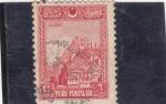 Sellos de Asia - Turquía -  panoramica