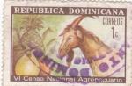 Sellos del Mundo : America : Rep_Dominicana :  VI congreso agropecuario