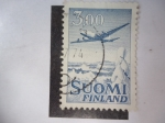 Stamps Finland -  Suomi-Finland,