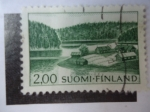 Stamps Finland -  Suomi-Finland.