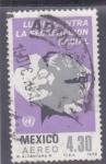 Stamps Mexico -  lucha contra la segregación racial