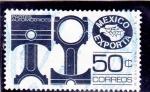 sello : America : México : México exporta- PARTES AUTOMOTRICES