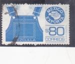 Stamps Mexico -  México exporta- MEZCLILLA