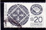 Stamps Mexico -  México exporta-HIERRO FORJADO