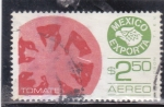 Sellos de America - México -  México exporta- TOMATE