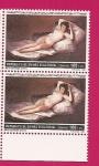 Stamps Africa - Equatorial Guinea -  PINTURA - Goya - La maja desnuda