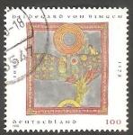Sellos de Europa - Alemania -  1813 - 900 anivº del nacimiento de San Hildegarde Von Bingen