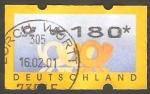 Sellos de Europa - Alemania -  4 - Cuerpo de Correos