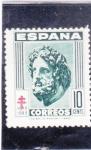 Stamps Spain -  pro-tuberculosos (23)