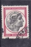 Sellos de Europa - Grecia -  moneda antigua