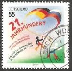Stamps Germany -  2231 - Reencuentro de las juventudes germano rusas del siglo XXI