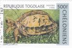 Sellos de Africa - Togo -  tortuga