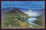 Sellos del Mundo : America : ONU : AUSTRALIA: Reserva natural de Tasmania