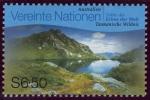 Sellos del Mundo : America : ONU : AUSTRALIA - Reserva natural de Tasmania