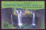 Stamps America - ONU -  AUSTRALIA -Trópicos húmedos de Queensland