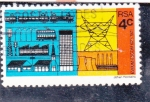 Stamps : Africa : South_Africa :  industria