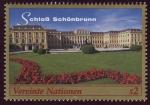 Sellos del Mundo : America : ONU : AUSTRIA: Palacio y Jardines de Schönbrunn