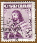 Stamps Europe - Spain -  Fernando III El Santo