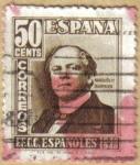 Sellos del Mundo : Europa : España : JOSE DE SALAMANCA Y MAYOL