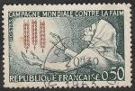 Stamps France -  1379 - Campaña mundial contra el hambre