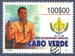 Sellos del Mundo : Africa : Cabo_Verde : Asociación de Scouts de Cabo Verde