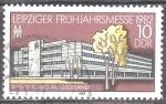 Sellos del Mundo : Europa : Alemania :  Feria de primavera de Leipzig 1982-DDR.