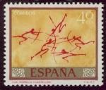 Stamps : Europe : Spain :  ESPAÑA -  Arte rupestre del Arco Mediterráneo de la Península Ibérica