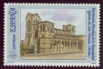 Stamps Spain -  ESPAÑA - Ciudad vieja de Ávila e iglesias extra-muros