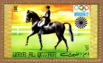 Stamps United Arab Emirates -  INT-HIPICA