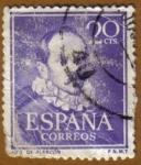 Stamps Spain -  RUIZ DE ALARCON