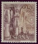 Sellos del Mundo : Europa : España : ESPAÑA - Catedral de Burgos