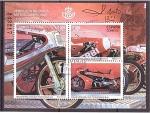 Stamps Spain -  vehiculos de epoca